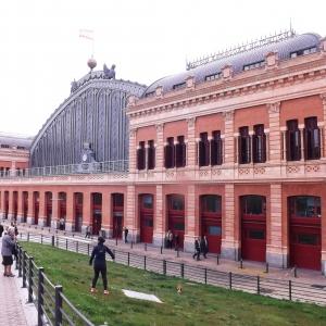 7) Madrid-Atocha (Madrid, Espagne)    ( Photo François DETRY )