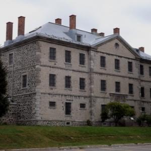 Architecture de Trois - Rivieres ( la vieille prison )