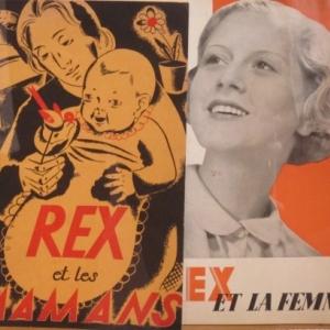 Rex et la femme