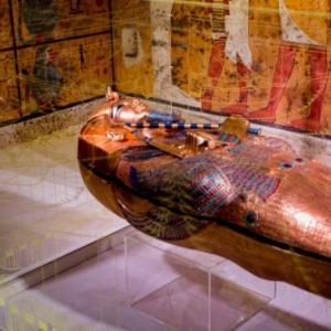 Replique de sarcophage