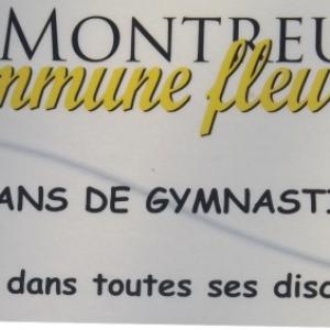 150 ans de gymnastique à Montreux 2017