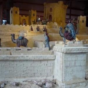 Carthagene  Creche gigantesque