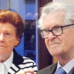 """Reception """" Royale Malmedienne """" : Mme Lekeu et Henri"""