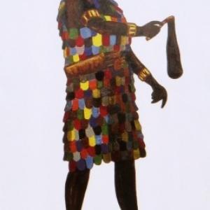"""Lu """"Savadje Cayet"""" (le sauvage d'Afrique)"""