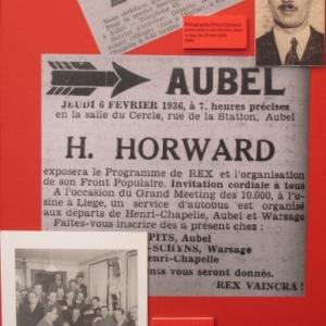 Campagne electorale 1936