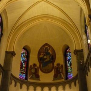 L' eglise Notre - Dame des Anges