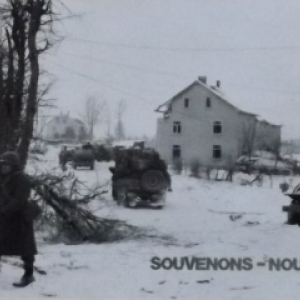 Malmedy         L'Allemagne représentée à la 70ème commémoration du massacre de Baugnez
