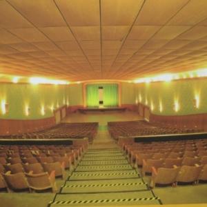 "Ancien cinema ""belge"" devenu salle de spectacle"
