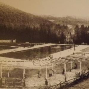 Le bassin  Mon Repos