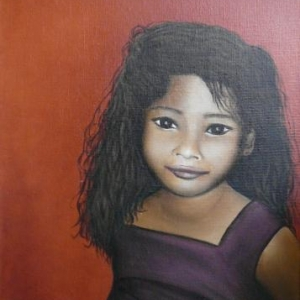Francoise MOND ( peinture a l'huile )