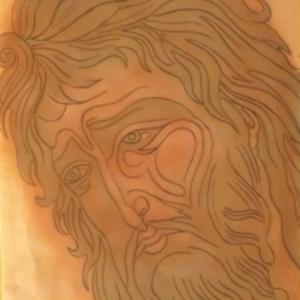 Calque de St Jean Baptiste