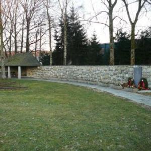Le monument de Baugnez