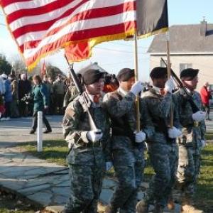 La Garnison Benelux de l'armee americaine
