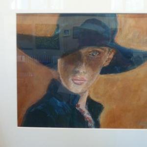 M-L VANNESTE - LECOQ ( Peinture) 080. 33 83 42