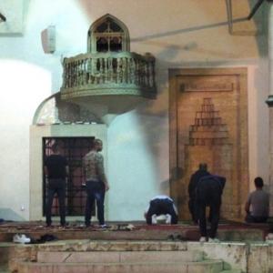 Sarajevo : les ablutions