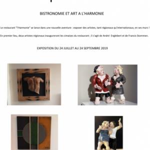 Bistronomie et Art à Verviers