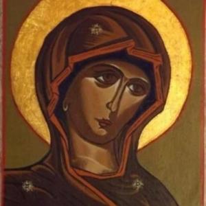 M. Gerard Fortemps ( Atelier Gefo : Ecriture des icones selon les traditions anciennes - 0477/766393 )