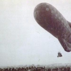 Mise en service du Zeppelin