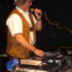 53. DJ Denis Jansen au pupitre