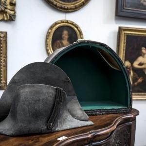 Un bicorne de Napoléon  ( GETTY IMAGES )