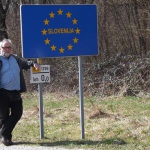 2014  Frontiere slovene