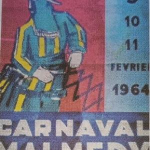 La Haguete est souvent presente sur les affiches