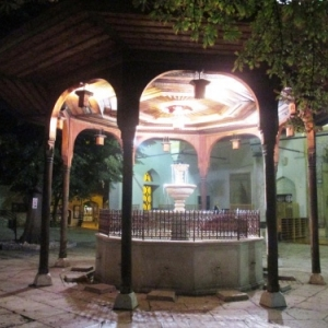 Sarajevo : dans le quartier turc de Bascarsija