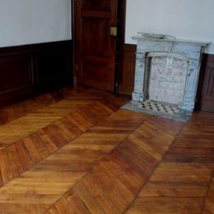 Plancher interieur