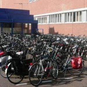 Amsterdam : le paradis de la bicyclette