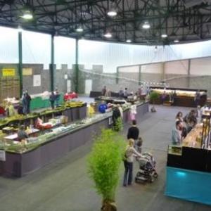Exposition sur 1500 m²
