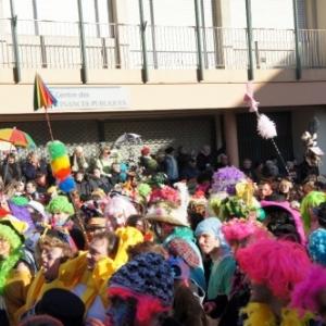 DUNKERQUE / France               Carnaval dans la cité de Jean BART