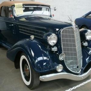 Une Hudson de 1935