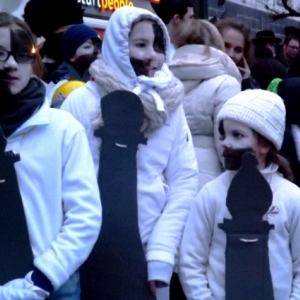 1er Jeudi Gras : sortie des enfants