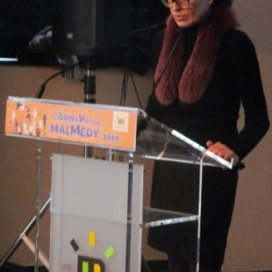 Conference de presse ( Mme G. Ongenae )