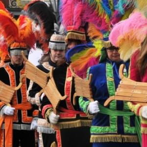 Le dimanche de Carnaval