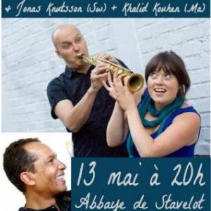STAVELOT                     Trio Concert Jazz - Musique du Monde