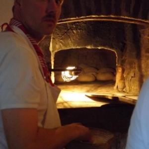 Vieux Metiers 2013 : la cuisson du pain