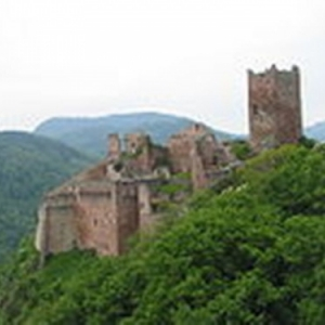 Forteresse St Ulrich