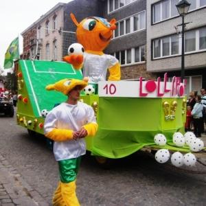 """Les Lollipops """" Coupe du Monde """" ( Classe 7eme )"""