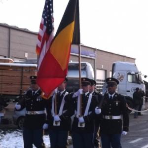 La delegation americaine