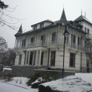 Le Chateau d'Ottomont qui hebergeait Radiolene.