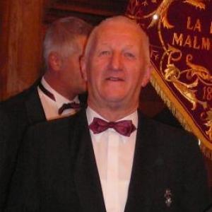 Raymond Collienne (50 ans de chorale et de roleur)
