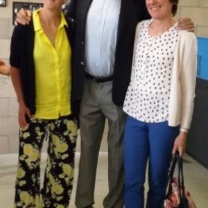 Fredy HERBRANd, Anne MICHEL et Beatrice LODOMEZ