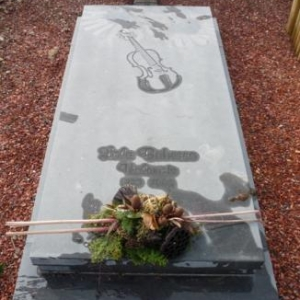Tombe de Lola Bobesco