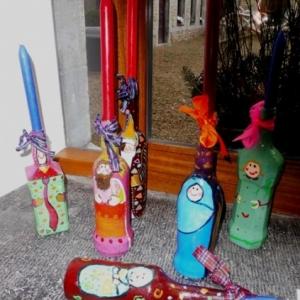 Concours : Ateliers de l'ARC de Verviers ( Anais ( 15 ans ), Eloise ( 8 ), Lisa ( 10 ), Lea ( 8 ), Justine ( 14 )