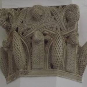 Chapiteaux  de la synagogue / mosquée