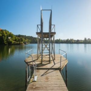 Le barrage de Robertville (photo: eastbelgium.com)(