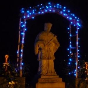 St Nepomucene participe aux festivites