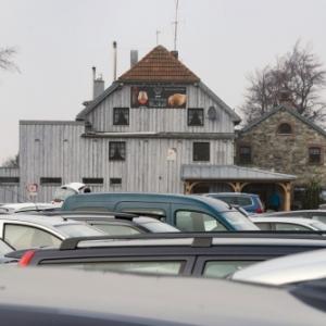 Un Noel sans neige a la Baraque Michel attire aussi du monde dans les Hautes Fagnes.  (©eastbelgium.com, P.A. Massotte)