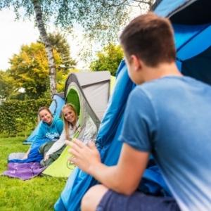 Camping de Worriken ( Photo - D.Ketz Oostbelgien.eu )